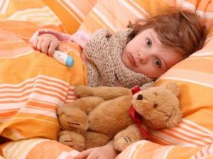 Необходимость лечения детей