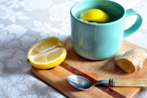 Рецепт с лимоном и мёдом