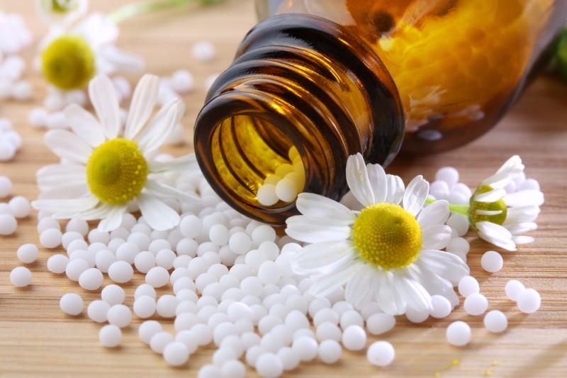 Гомеопатия применяется при простуде, вирусах и инфекциях