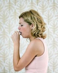 Давящий кашель