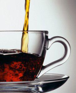 Чай от простуды с алкоголем