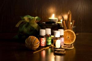 Атрибуты для проведения ароматических процедур