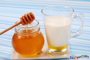 Молоко в качестве лечения