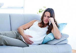 Грипп во время беременности: возникновение и методы лечения