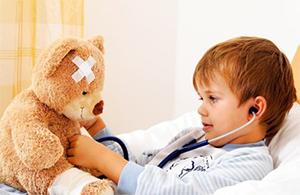 Симптомы гриппа у детей: методы лечения