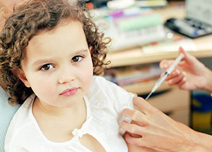 Прививки от гриппа детям