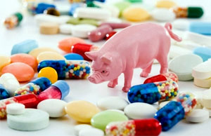 Детский антибиотик при простуде