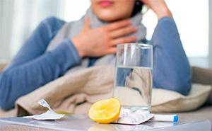 Лимон для восстановления голоса