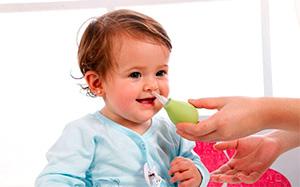 Затяжной насморк и кашель у ребенка