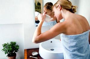 Промывание носа при беременности