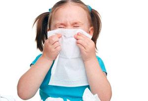 Лечение насморка в домашних условиях у детей