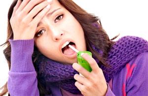 Спрей от кашля для беременных
