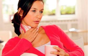 Отвар для полоскания горла