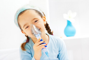 Ингаляции при кашле небулайзером: рецепты для детей