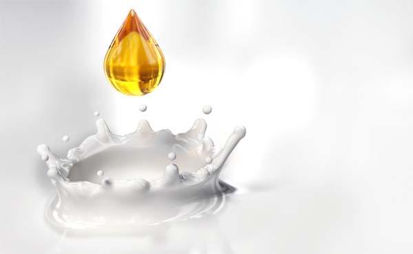 Молоко с медом при простуде