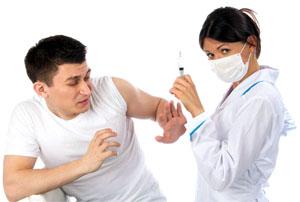 Прививка от гриппа последствия