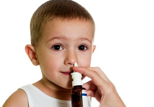 Спреи от насморка для детей