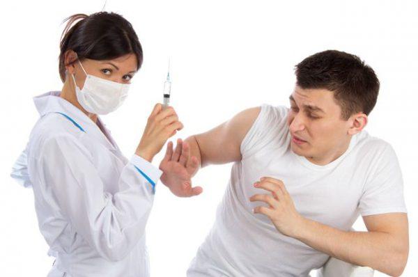 Противопоказания к прививкам от гриппа