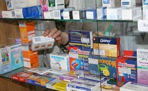 Таблетки от простуды